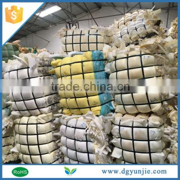 Soft PU Raw Material Waste foam for rebond foam sheet