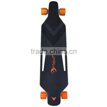 Blank Golf Electric Skateboard Lithium Ion with Hub Motor Wholesale Parts Kit Decks with Grip Tape World Distributor