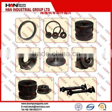 SANY transfer box input and output shaft oil seal for putzmeister schwing cifa zoomlion concrete pump spare parts