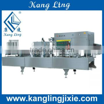QCF Food Machine Beverage Filling Sealing Machine