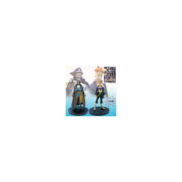 (provide price list) wholesale 18cm roger & marco pop onepiece japanese pvc figurine toy