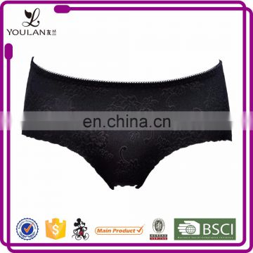 Factory Direct Sale Hot Young Women Seamless See Through Ladies Underwear