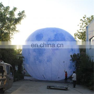 customized giant led lighting moon balloon/moon ball for event&advertising