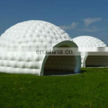 New air camping tent with inflatable bottom/floor