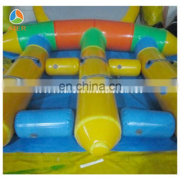 AIER inflatable water toy goose inflatable boat in water/kids water toys boat