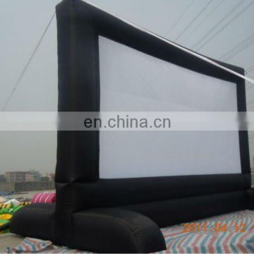 2013 outdoor inflatable movie screen