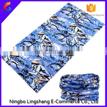 Cheap wholesale custom outdoor Multifunctional Tube bandana