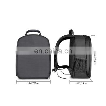 camera bag waterproof shockproof partition backpack for slr dslr