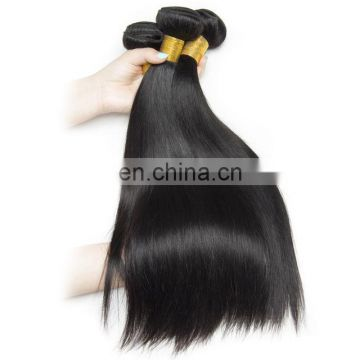 Straight hair extension wholesale brazilian hair bundles