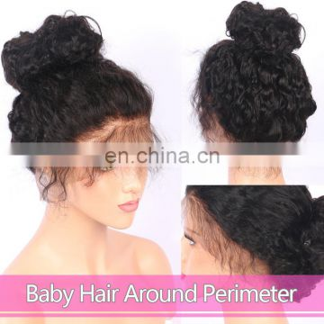 Wholesale wigs full lace wig with baby hair
