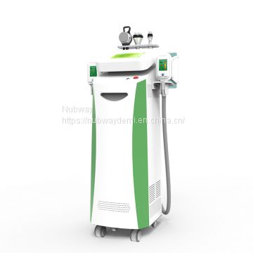 Newest Factory Price Cool Tech Cryotherapy Fat Loss Vacum Cavitation Cryolipolysis Fat Freezing Slimming Machine