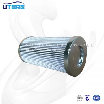 Factory direct UTERS replace PALL high quality Hydraulic oil filter element for power plant HC8314FKZ16Z