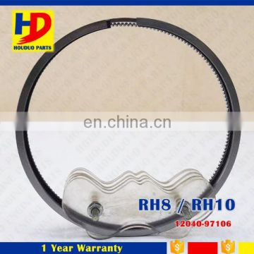 Piston Ring Set RH8 RH10 Engine Piston Ring 12040-97106 For Nissan Engine Parts