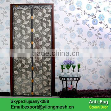 Competitive Price-Black Screen Door
