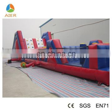 high quality military challenge obstacle course equipment