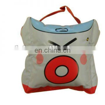 Inflatable beach Bag with Handle