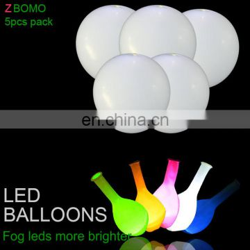 HOT sale led balloon flash light up glow party the light led balloons