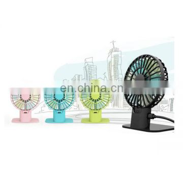 Best sale battery mini fan toy four color mixs