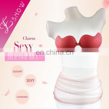 387e992930 ES6613 China Wholesale Breathable Sexy Push up Self Adhesive Invisible bra  for Lady of Silicon bra  Invisible bra from China Suppliers - 158115174