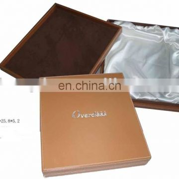 Luxury Gift Box Leather