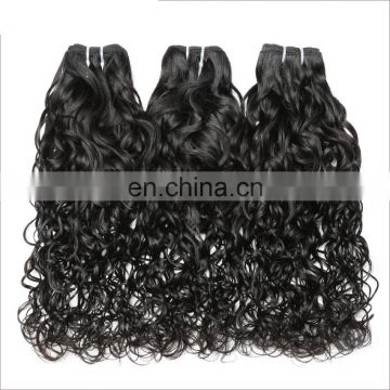 Hot sale Brazilian virgin hair,wholesale water wave virgin Brazilian hair extension