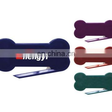 Assorted Color World's Most Efficient Handheld Letter Opener Envelope Slitter with Concealed Blade