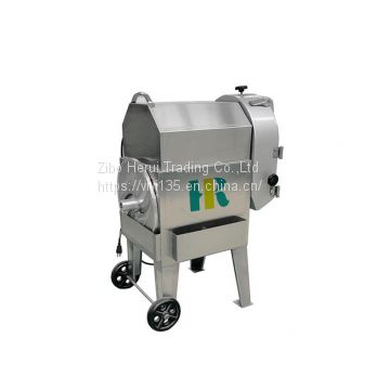 Vegetable for coconut cutting shredding machine