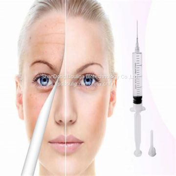 hyaluronic acid injectable dermal filler 2ml derm cross linked for treat expression lines