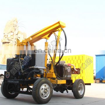 Small piling machine tractor wholesaler