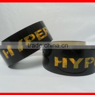 Offer Printing Design Printing and Pressure Sensitive,Water Activated Adhesive Type adhesive bopp box packing tape