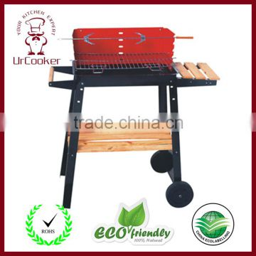 HZA-J26 Garden outdoor use charcoal bbq grill