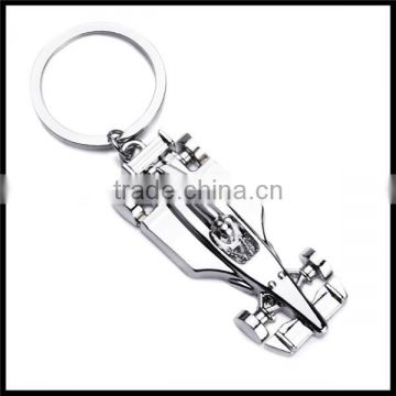 Wholesale high quality factory price leather keychains for men