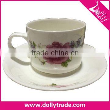Cheap Bulk Ceramic Chinese Tea Cups, Wholesale White