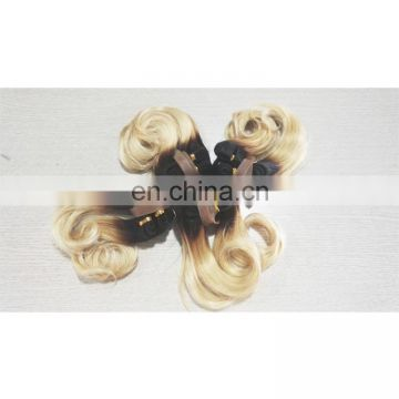 6 inch ombre short hair weave in stock black blonde hair extensions cheap ombre hair extensions