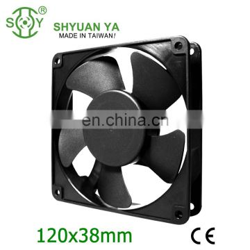 Stereo Low Watt Small 12 Volt DC Brushless Computer Cooling Fan