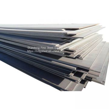 Brinell Hardness 400 500 600 series wear resistant steel plate