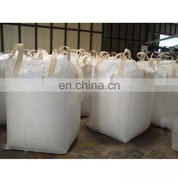 Waterproof Beige Durable PP Woven Fabric Super Sacks