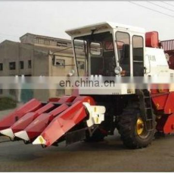 farm machinery tractor mounted corn cutting machine corn harvester machine