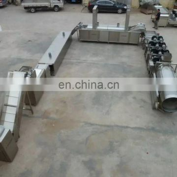 Hot selling Potato Chips Production Line  automatic potato chips making machine