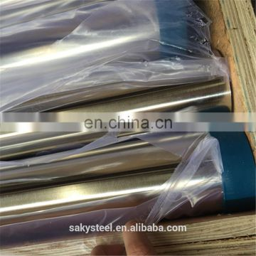 304 316 316l stainless steel welded pipe astm a312