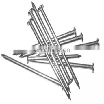 Carbon Steel Round Head Cement Concrete Steel Nails
