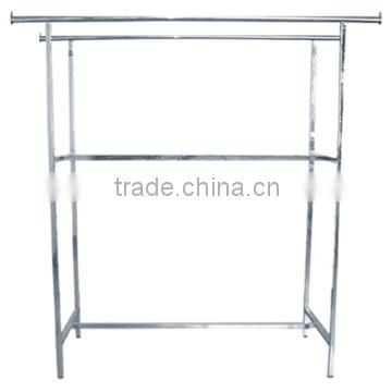 Hot sale best quality clothes display rack/Balcony clothes drying rack/Clothes hanger rack