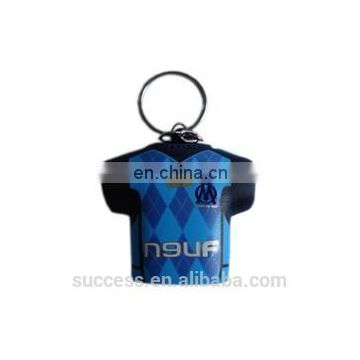 floating pu keychain