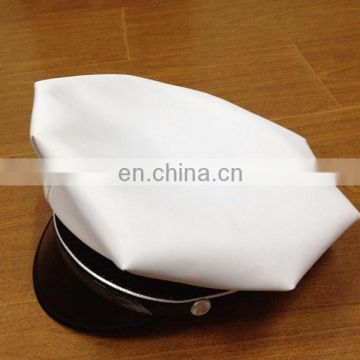 short visor of eight side dress cap