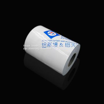 PE surface protection adhesive tape for window glass