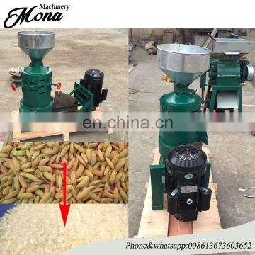 Small Wheat Sheller Machine Buckwheat Grain Skin Dehulling peeling Machine