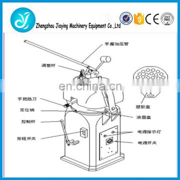 Electric bread dough divider rounder roller machine