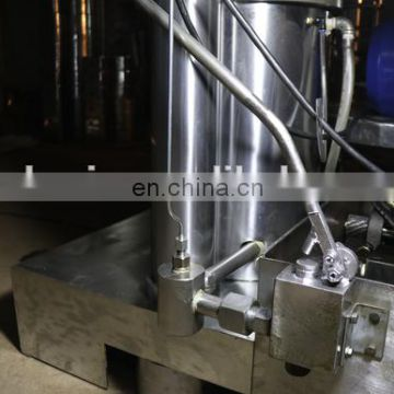 top sale coconut oil press machine linseed almond oil extractor