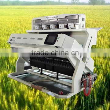 China HIGH-TECH CCD Barley Color Sorter equipment