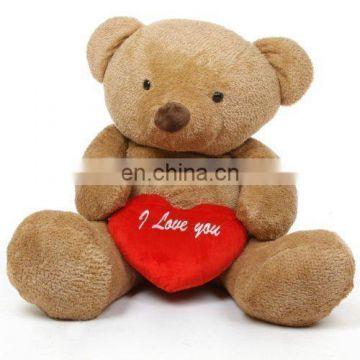 476ebba1c39 ... 300cm Huge Stuffed Plush Pink Teddy Bear With Heart Custom Pretty Soft  Plush Valentine Gift Big ...